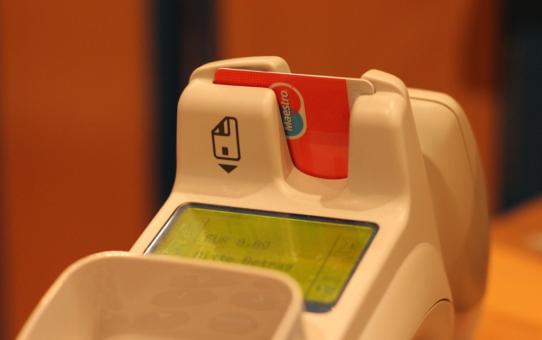 EC-Karten-Zahlung möglich